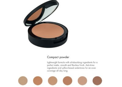 Flawless Compact Powder