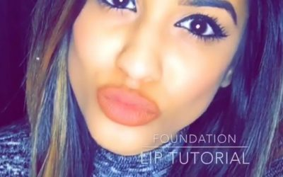 Kylie Jenner inspired Brown Lips Tutorial